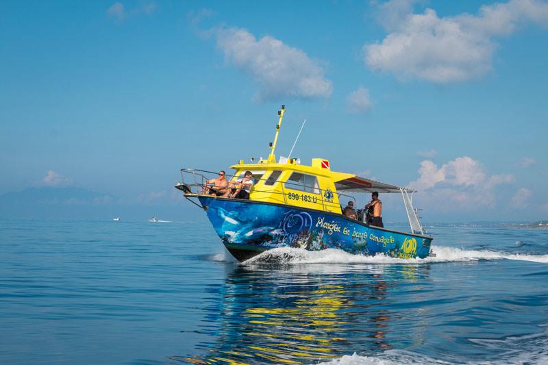 bateau noa plongée guadeloupe