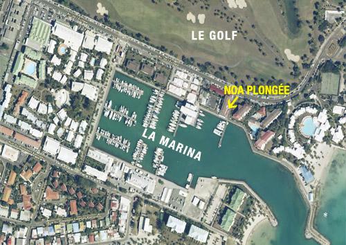 Marina de Saint-François Guadeloupe