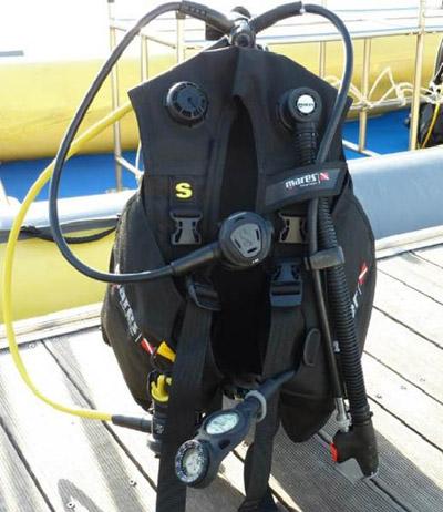 Equipement Noa plongée Guadeloupe