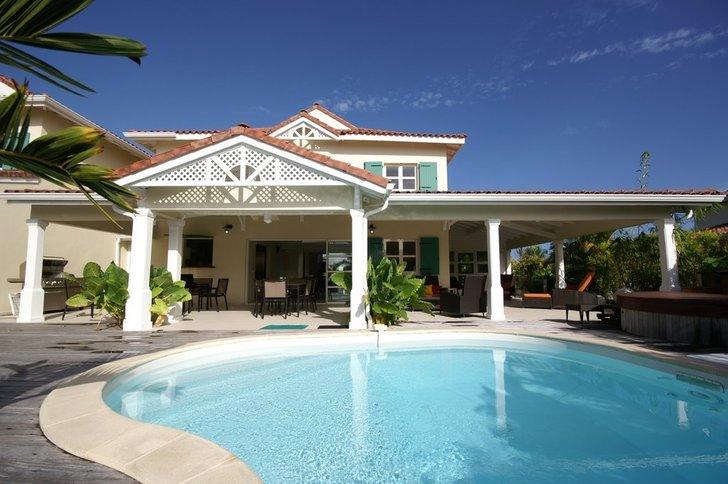 Villa boubou Guadeloupe